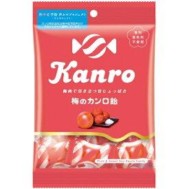 梅のカンロ飴  70g×1袋 【カンロ】