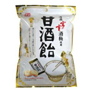 【特価】甘酒飴120g松屋製菓清酒宮の雪酒粕使用