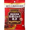 【卸価格】特濃ミルク8.2 あずきみるく 93g×6袋 UHA味覚糖【特価】血圧が高めの方に 機能性表示食品