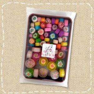 【上品な京飴菓子】はなばたけキャンディ(切飴)110g(株)サンシャイン【特価】