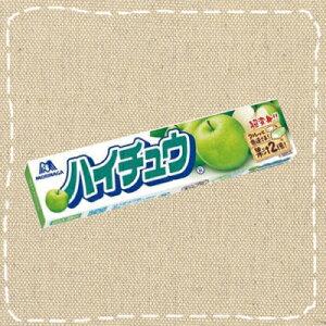 【卸価格】ハイチュウ グリーンアップル 森永製菓 12本入り1BOX【特価】