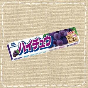 【卸価格】ハイチュウ グレープ 森永製菓 12本入り1BOX【特価】
