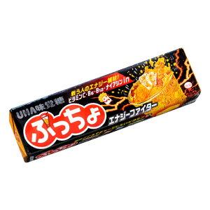 ぷっちょスティック エナジーファイター10個入り×1BOX 味覚糖