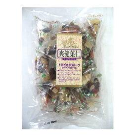 【卸価格】タクマ食品 153g 爽健菓仁 トロピカルフルーツ(テトラ)【特価】