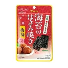 海苔のはさみ焼き 梅味 6袋入り1BOX カンロ 卸価格