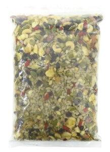 ナッツ&フルーツ 1kg 一榮食品 所さん大絶賛の健康菓子 業務用 卸価格 ミックスドライフルーツ&ミックスナッツ