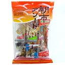 【卸価格】朝市アソート 130g×12袋【泉屋製菓】珍味・豆菓子アソート