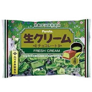 【特価】生クリームチョコ 大人の宇治抹茶 ファミリーパック【フルタ製菓】