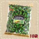 【卸価格】ユウカ 抹茶ティラミスチョコ 385g×10袋 (大袋タイプ)期間限定品【業務用】大量 中国淘宝(タオバオ)で…