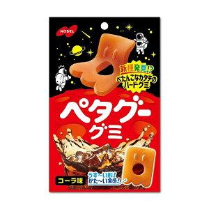 ペタグー コーラ ハードタイプのグミキャンデー 6個入り5BOX(30袋)【ノーベル製菓】