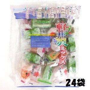 【特価】丸三玉木屋 軽井沢ミックス 260g×24袋 和菓子・半生菓子詰合せ