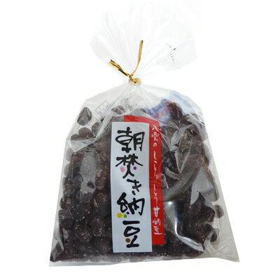 【卸価格】八雲 朝焚き小豆甘納豆 270g 巾着タイプ 小豆の甘納豆しっとりタイプ