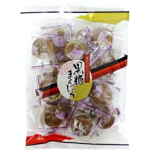 【特価】丸三玉木屋 昔懐かしい 黒糖まんじゅう 210g×6袋 個装 和菓子・半生菓子