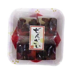 【特価】銘菓逸品 ぜんざい 4個入1パック 和菓子
