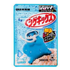 【卸価格】シゲキックス ソーダ UHA味覚糖 10袋入り1BOX【特価】