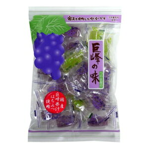 【卸価格】巨峰の味 和菓子寒天ゼリー 243g×12袋【津山屋製菓】