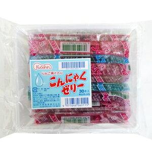 【共親製菓】こんにゃくゼリー 30本入り×5パック 【卸価格】150本