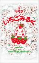 【徳用】1kg入り「いちごみるく(ピロー)個装タイプ」 サクマ製菓 1キロ【業務用】約260粒前後入り