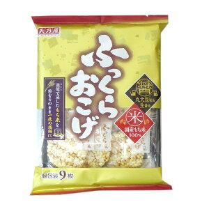 ふっくらおこげ揚餅 9枚×12袋 【天乃屋】 国産もち米100%