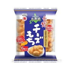 越後製菓 ふんわり名人 チーズもち 66g 6袋詰 国産もち米を100%使用