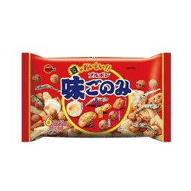 【ブルボン】 味ごのみファミリー 130g(6パック入)×1袋 ☆期間限定特売
