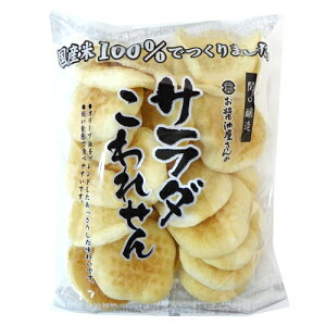 【卸価格】訳あり 関口醸造 お醤油屋さんのサラダ割れせんべい158g お徳用 国産米100%