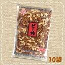 【特価】横浜美濃屋あられ お徳用 ピーナツ入り柿種 ピー柿 195g×10袋【卸価格】