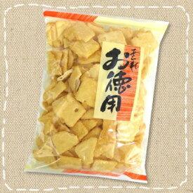【卸価格】ザラ角 お徳用 割れせんべい ざらめせん こわれ袋 280g【石川製菓】