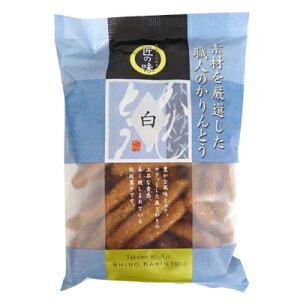 【卸価格】金崎製菓 匠の味 白かりんとう 105g×12袋