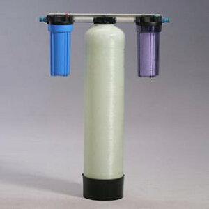 カートリッジ純水器 フィルターセットタイプ 樹脂量:5L | 洗車 純水装置 イオン交換水 イオン交換樹脂 工業用 導電率 シリカ 真水 浄水器 脱イオン水 洗車用 ピュアウォーター 水処理 洗浄