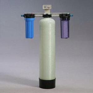 カートリッジ純水器 フィルター+水質計セットタイプ 樹脂量:40L | 洗車 純水装置 イオン交換水 イオン交換樹脂 工業用 導電率 シリカ 真水 浄水器 脱イオン水 洗車用 ピュアウォーター 水