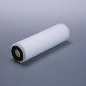 プリーツフィルター 10インチ ダブルオープン 5ミクロン SPL5-10DO | ろ過機 プール ろ材 ろ過器 ろ過 濾過器 ろ過材 濾過 浄水 純水器 浄水器 フィルターハウジング ハウジング カートリッジフ
