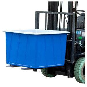 スイコータンク KF型容器 420L KF-420   コンテナ ローリータンク スイコー 受水槽 貯水槽 井戸水 タンク 浄化槽 給水 水槽 プラスチックコンテナ 排水 コンテナボックス 水処理 浄水 養殖 農業