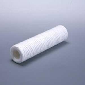糸巻きフィルター 10インチ ポリプロピレン 0.5ミクロン SWPP0.5-10 | プール 循環 ヘアキャッチャー ろ過器 井戸ポンプ ヘアーキャッチャー ろ過 ろ過材 フィルターハウジング カートリッジフィ