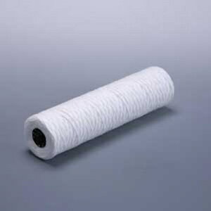 糸巻きフィルター 10インチ コットン+SUS304 0.5ミクロン SWCS0.5-10 | プール 循環 ヘアキャッチャー ろ過器 井戸ポンプ ヘアーキャッチャー ろ過 ろ過材 フィルターハウジング カートリッジフィ