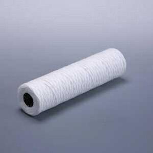 糸巻きフィルター 30インチ コットン+SUS304 1ミクロン SWCS1-30 | プール 循環 ヘアキャッチャー ろ過器 井戸ポンプ ヘアーキャッチャー ろ過 ろ過材 フィルターハウジング カートリッジフィル
