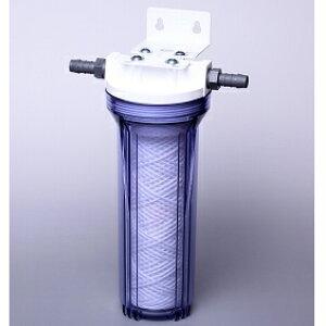 フィルターカートリッジ 糸巻きタイプ 10インチ 0.5ミクロン TFC-0.5-10   ろ過機 プール ろ過器 ろ過 ろ過材 ろ過装置 浄水 純水器 浄水器 フィルターハウジング 軟水器 糸巻きフィルター カート