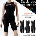 ★Stack logo FINAマークなし レディース 競泳水着 スピード SD56N50F