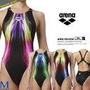 FINAマークあり レディース 競泳水着 女性 arena アリーナ ARN-9045W(pd1024)