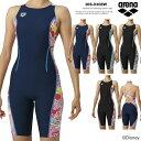 レディース 競泳練習用水着 女性 arena アリーナ ディズニー DIS-9308W (1204)