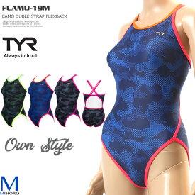 レディース 競泳練習用水着 TYR ティア FCAMO-19M