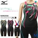 FINAマークあり レディース 競泳水着 mizuno ミズノ N2MG9760