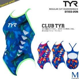 レディース 競泳練習用水着 女性 TYR ティア DTIED-20S