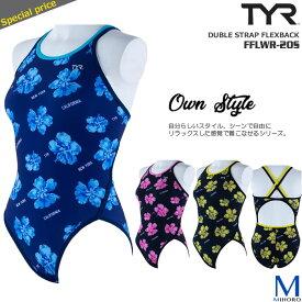 レディース 競泳練習用水着 女性 TYR ティア FFLWR-20S