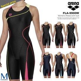 レディース レーシングフィットネス水着 オールインワン 女性 arena アリーナ FLA-9900W