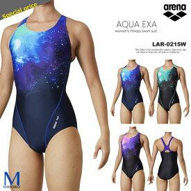 レディース フィットネス水着 ワンピース arena アリーナ LAR-0215W
