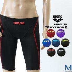 FINAマークあり メンズ 競泳水着 男性 arena アリーナ ARN-7022M