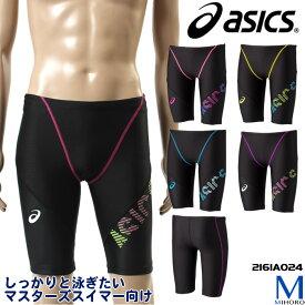 FINAマークなし メンズ 競泳水着 男性 asics アシックス 2161A024(pd1117)