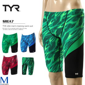 メンズ 競泳練習用水着 TYR ティア SREA7