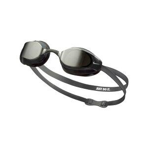 FINA承認モデル クッションあり 競泳用スイムゴーグル 水泳用 ミラーレンズ VAPOR NIKE ナイキ 2(pd1117)